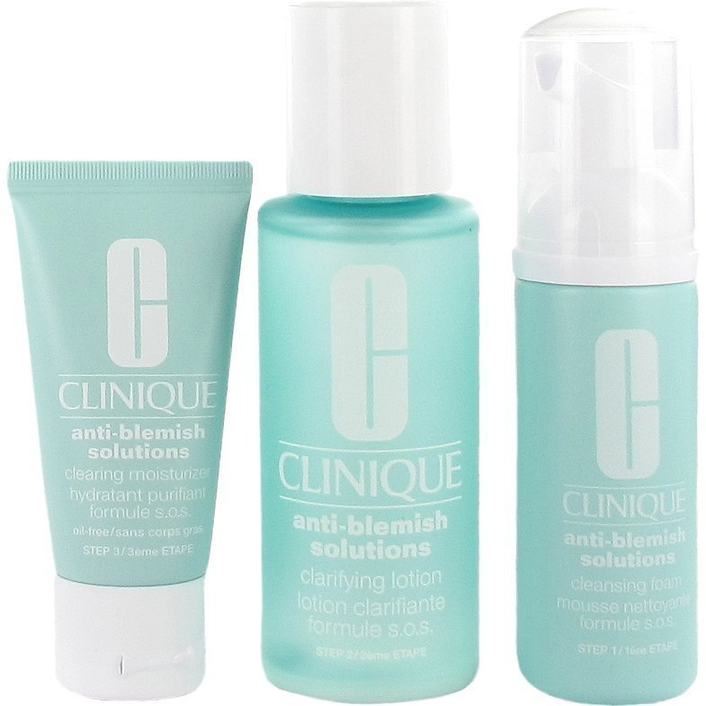 Clinique Anti-Blemish SolutionsFree 30ml
