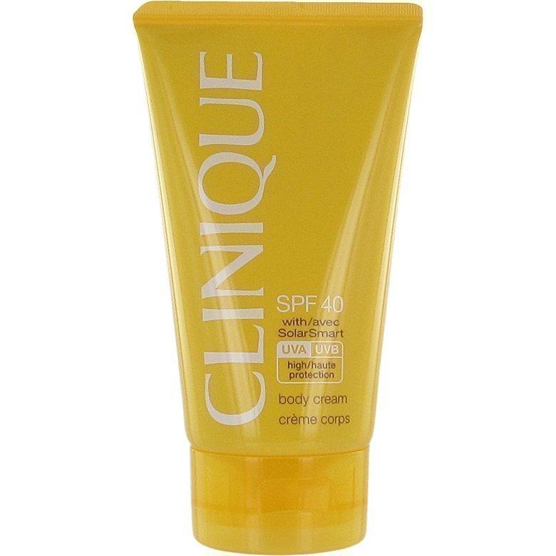 Clinique Body Cream SPF 40 150ml