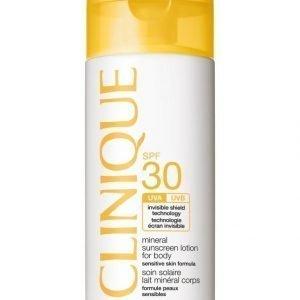 Clinique Body Milk Lotion Spf 30 Aurinkosuoja 125 ml