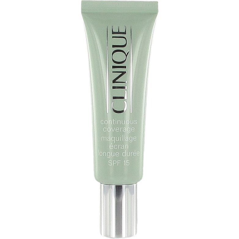 Clinique Continuous Coverage 02 Natural Honey Glow SPF 15 30ml