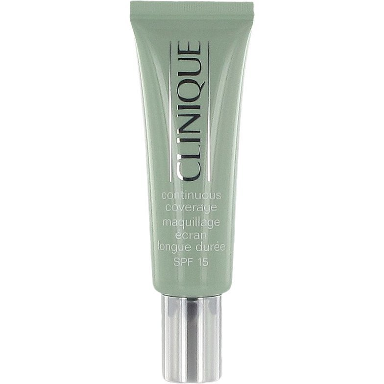 Clinique Continuous Coverage  07 Ivory Glow SPF 15 30ml