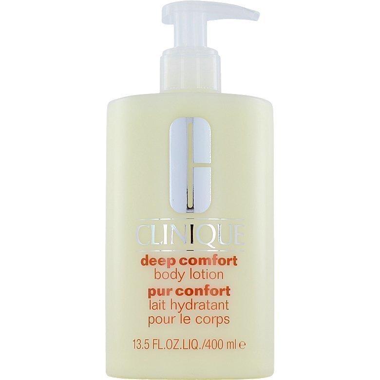 Clinique Deep Comfort Body Lotion 400ml