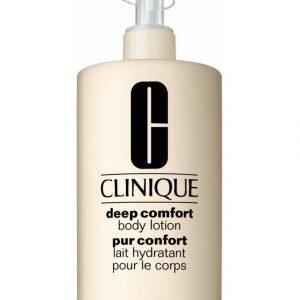 Clinique Deep Comfort Body Lotion Vartaloemulsio 400 ml