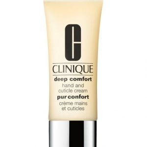 Clinique Deep Comfort Hand & Cuticle Cream Käsivoide 15 ml
