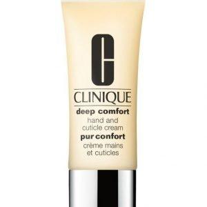 Clinique Deep Comfort Hand & Cuticle Cream Käsivoide 15 ml