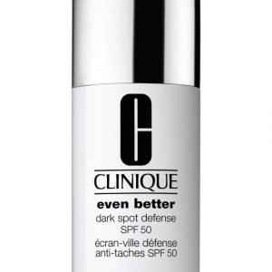 Clinique Even Better Dark Spot Defense Spf 50 Aurinkovoide 30 ml
