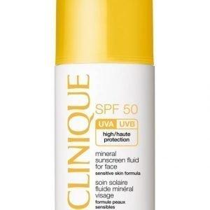 Clinique Face Shakewell Spf 50 Aurinkosuoja Kasvoille 30 ml