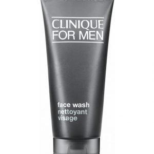 Clinique For Men Face Wash 200 ml Kasvosaippua