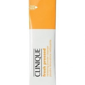 Clinique Fresh Pressed Powder Cleanser Puhdistustuote 14 g