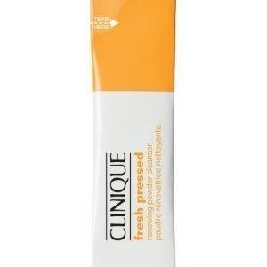 Clinique Fresh Pressed Powder Cleanser Puhdistustuote 14 g