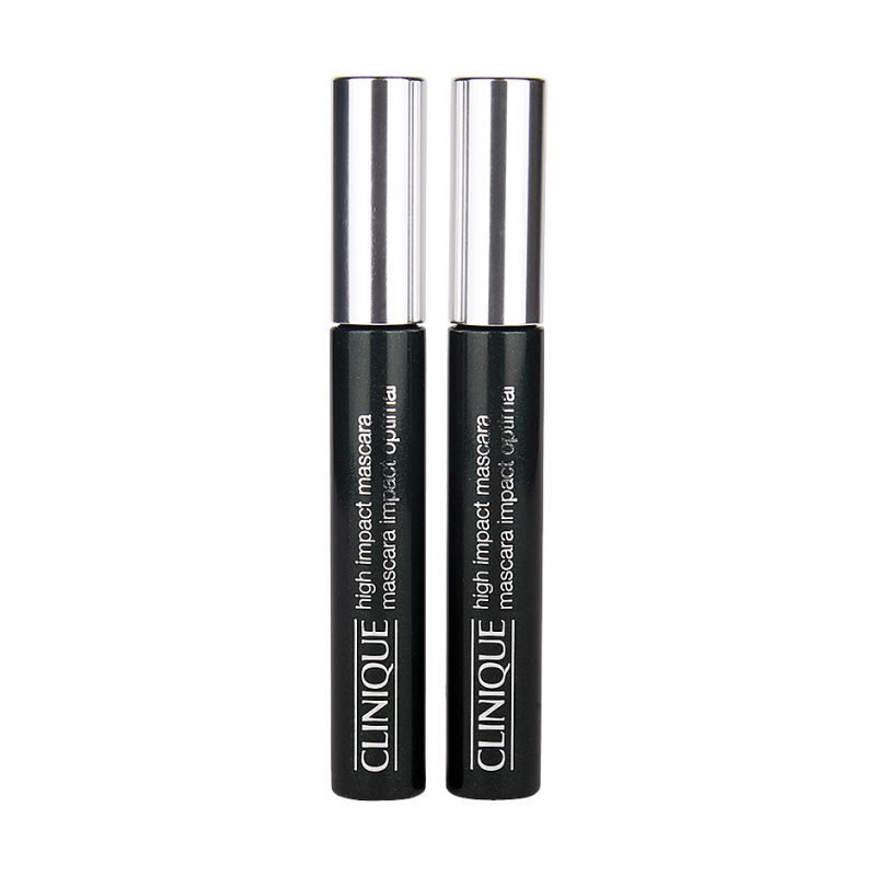 Clinique High Impact Mascara Duo Mascara Black x 2