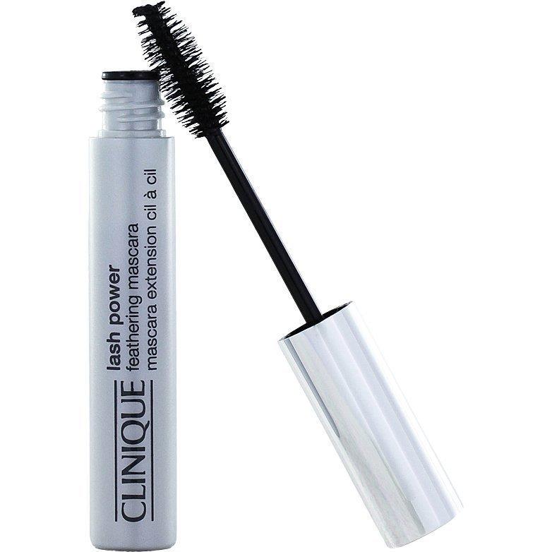 Clinique Lash Power Feathering Mascara Black Onyx 6ml