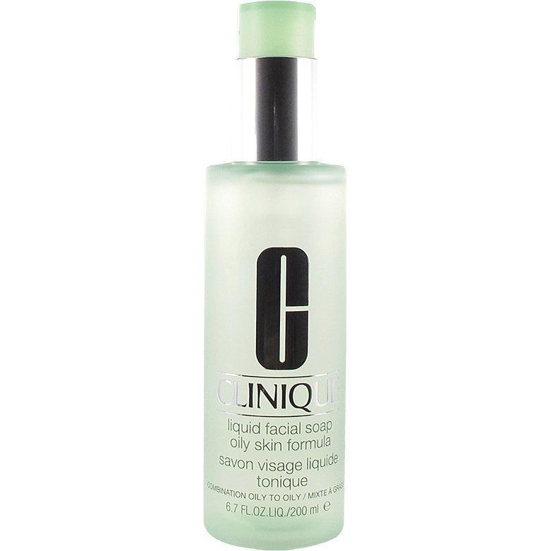 Clinique Liquid Facial Soap Oily 200ml