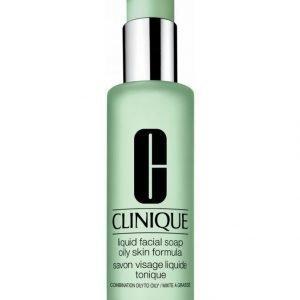 Clinique Liquid Facial Soap Oily Skin Formula Kasvosaippua 200 ml
