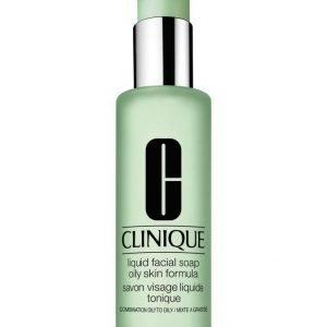 Clinique Liquid Soap Oily Skin Formula Kasvosaippua Jättikoko 400 ml