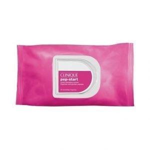 Clinique Pep Start Quick Cleansing Swipes Puhdistusliinat 130 ml