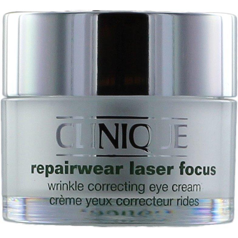 Clinique Repairwear Laser Focus  Wrinkle Correcting Eye Cream 15ml