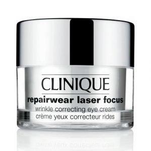 Clinique Repairwear Laser Focus Wrinkle Correcting Eye Cream Silmänympärysvoide 15 ml