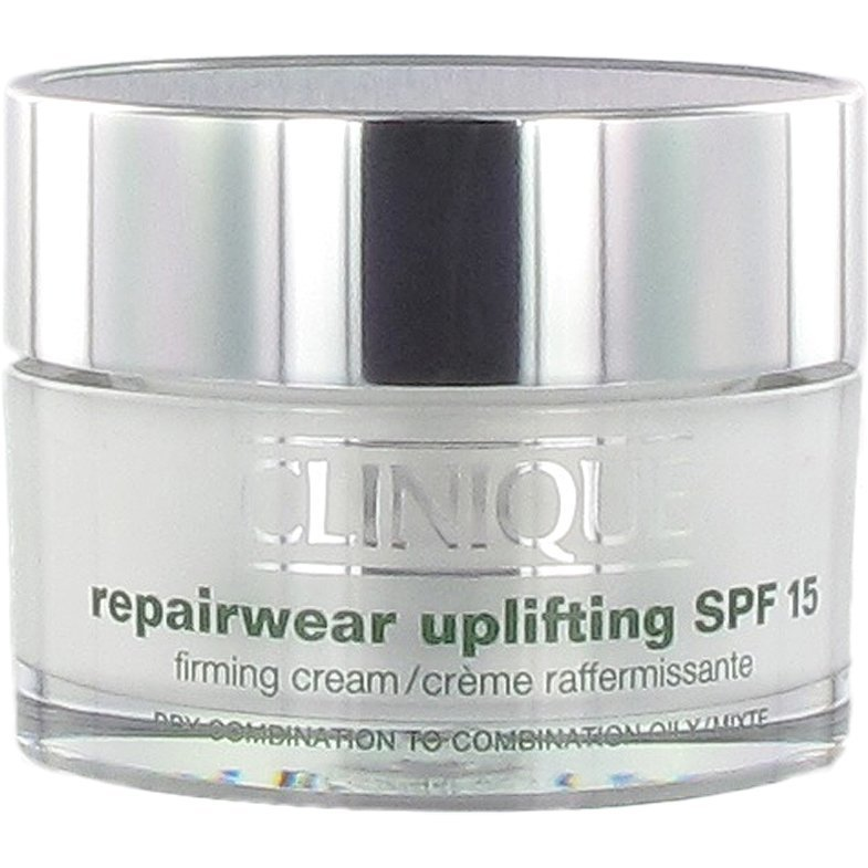 Clinique Repairwear Uplifting SPF 15 Firming Cream  Dry/Comb. Skin 50ml