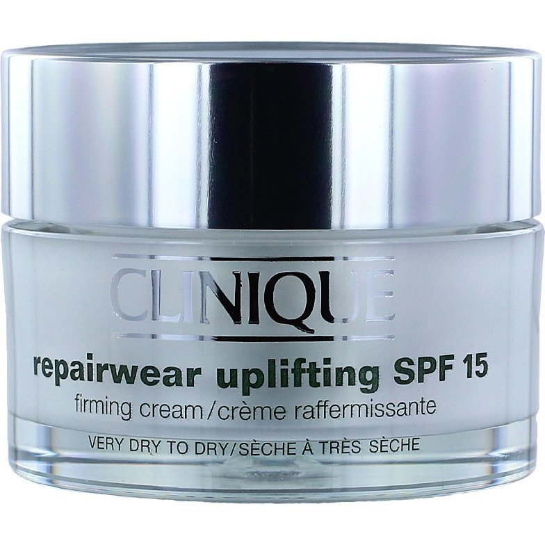 Clinique Repairwear Uplifting SPF15 Firming Cream Very Dry To Dry Skin 50ml