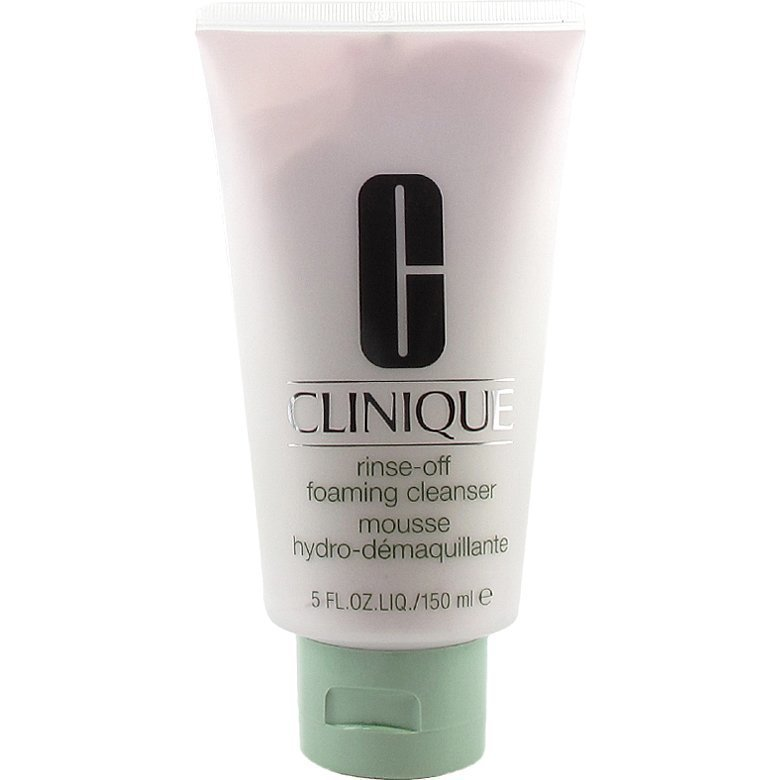 Clinique Rinse Off Foaming Cleanser 150ml