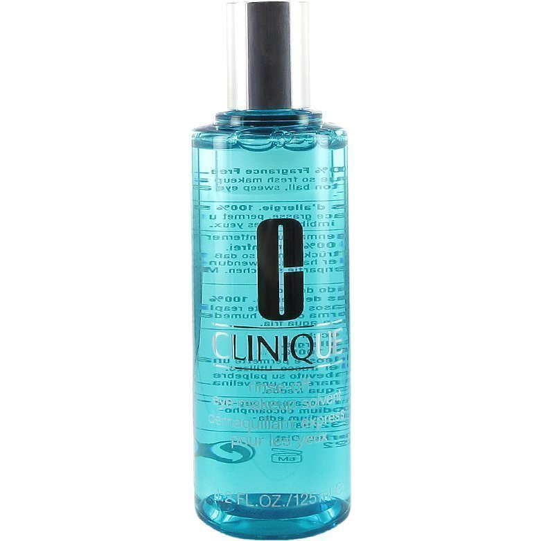 Clinique Rinse Off Rinse Off Eye Makeup Solvent 125ml
