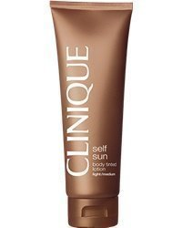 Clinique Self Sun Body Tinted Lotion 125ml Light Medium