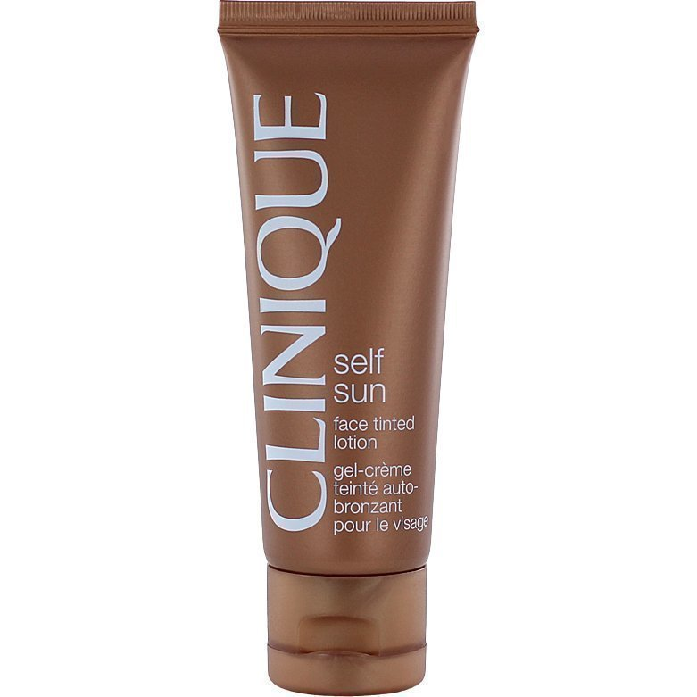 Clinique Self Sun Tinted Lotion Face 50ml