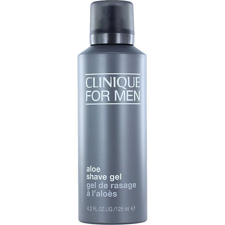 Clinique Skin Supplies For Men Aloe Shave Gel 125ml