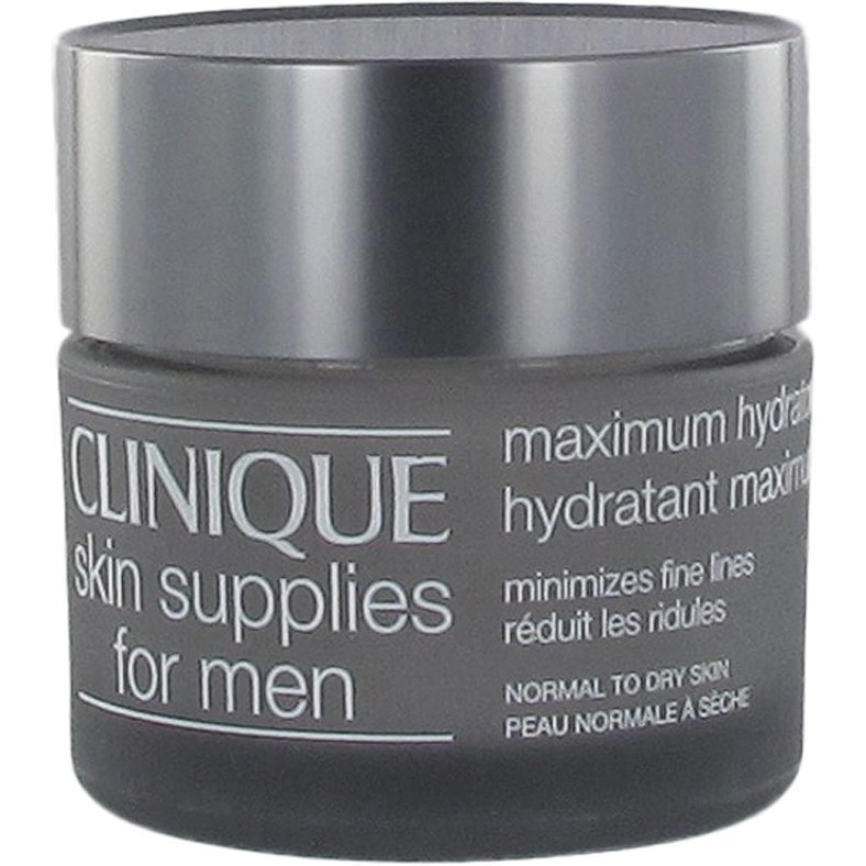 Clinique Skin Supplies for Men Maximun Hydrator Normal/Dry 50ml