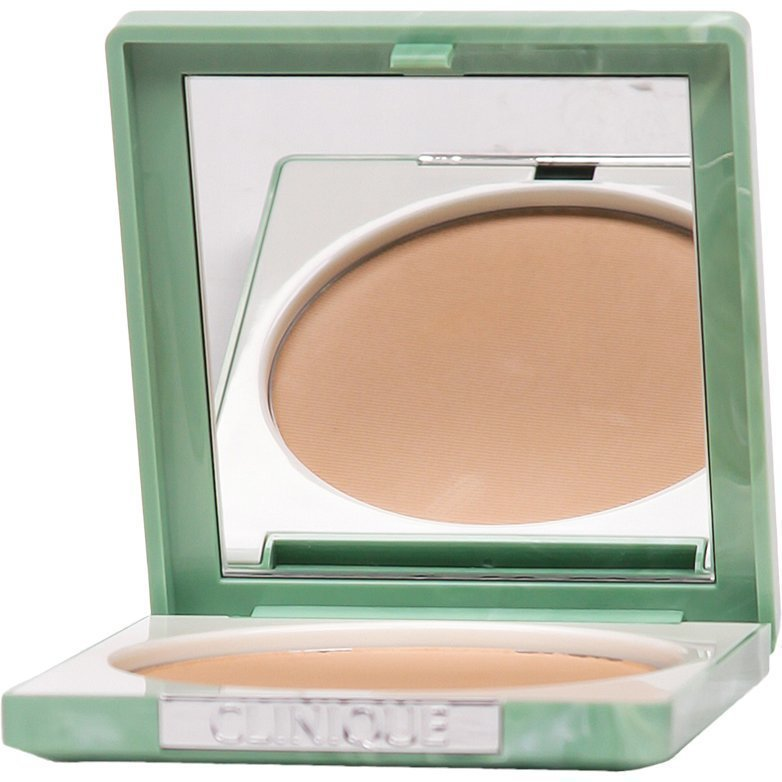 Clinique Stay-Matte Sheer Pressed Powder  N° 17 Stay Golden 7