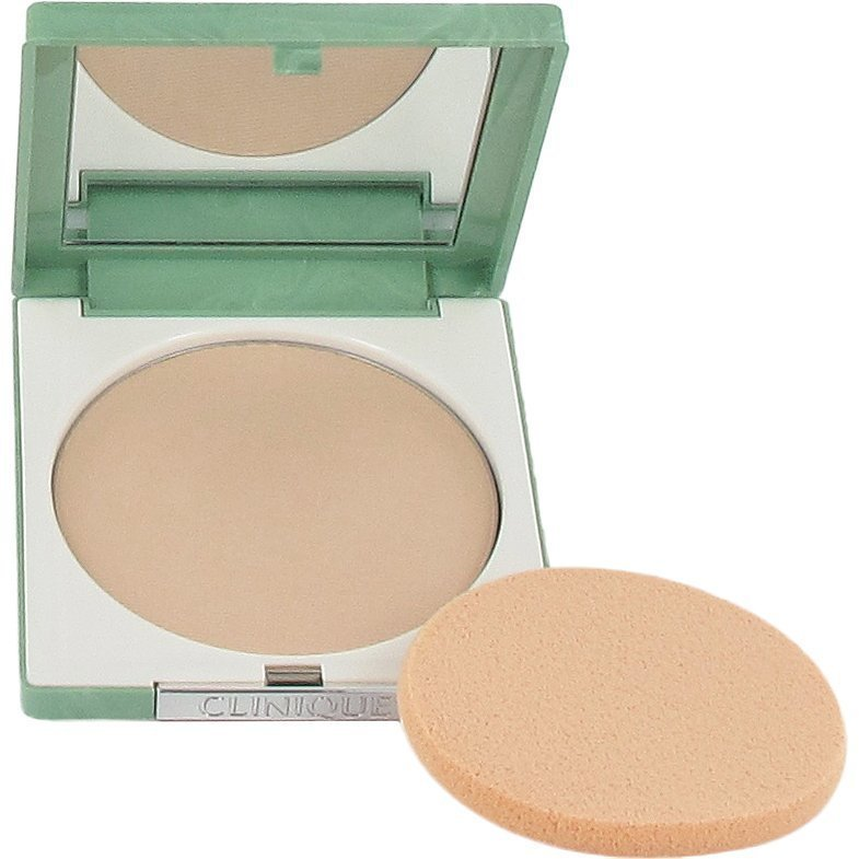 Clinique Stay-Matte Sheer Pressed Powder N°01 Stay Buff