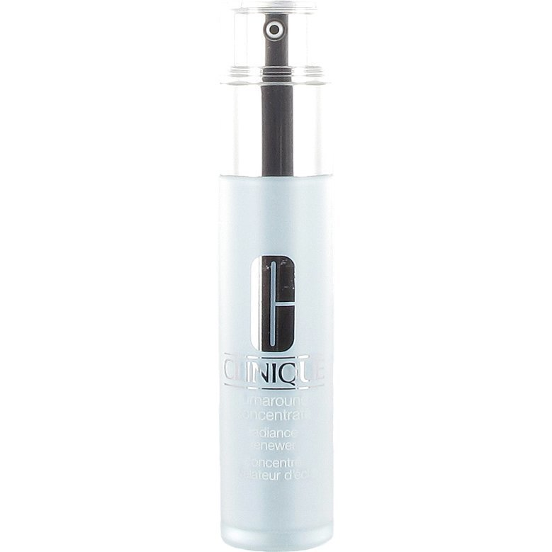 Clinique Turnaround Concentrate Radiance Renewer All Skin Types 30ml