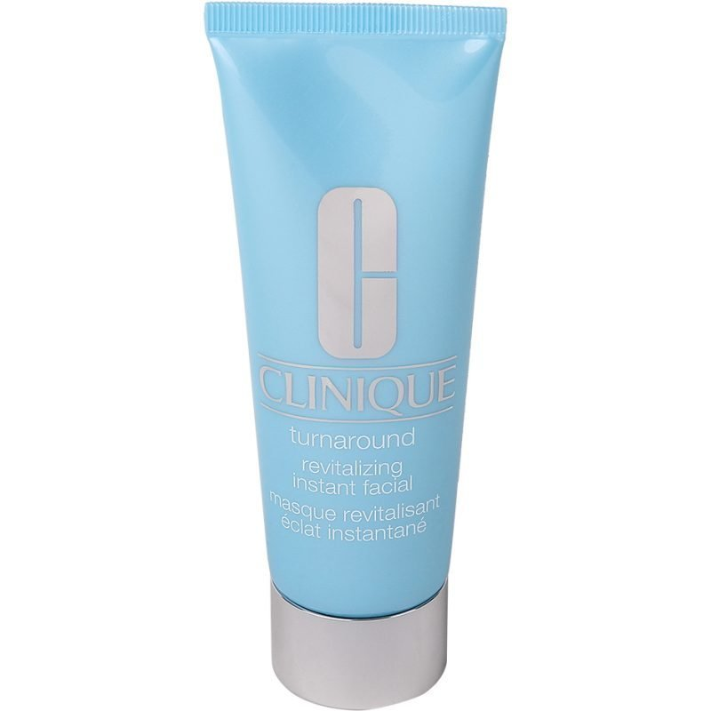 Clinique Turnaround Revitalizing Instant Facial 75ml