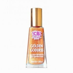 Cocoa Brown Golden Goddess Oil 50 Ml Aurinkoöljy
