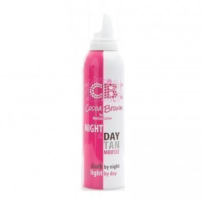 Cocoa Brown Night & Day Tan Mousse 150ml