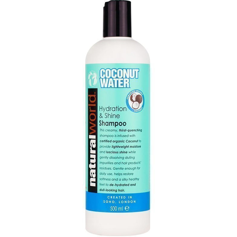 Coconut Water Hydration & Shine Shampoo 500ml