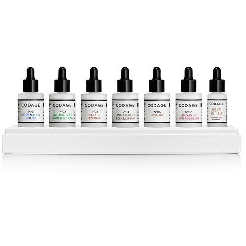 Codage Coffret Serums Collection