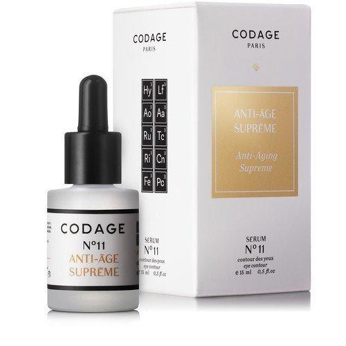 Codage Serum N°11 Anti-Aging Supreme Eye Contour 15 ml