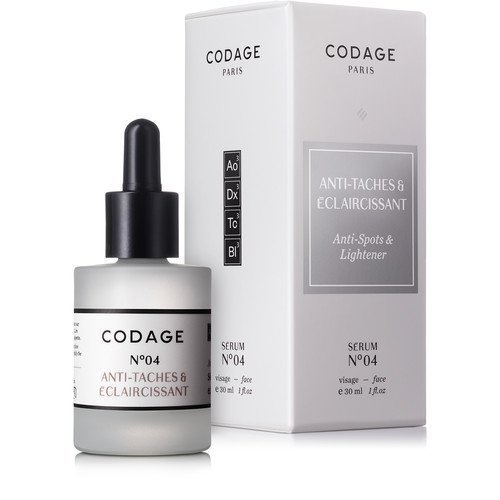 Codage Serum N°4 Anti-Spots & Lightener 30 ml