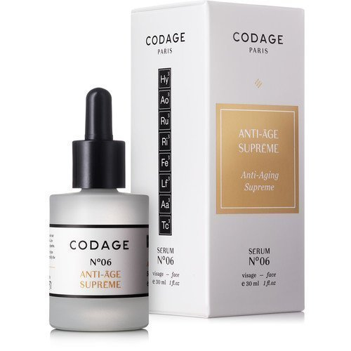 Codage Serum N°6 Anti-Aging Supreme 10 ml