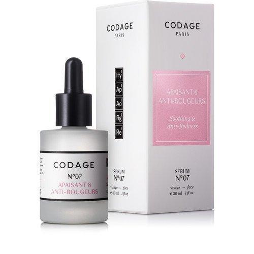Codage Serum N°7 Soothing & Anti-Redness 30 ml