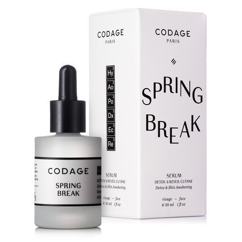 Codage Spring Break Serum Detox & Skin Awakening 30 ml