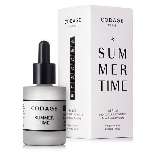 Codage Summer Time Protecting & Activating 10 ml