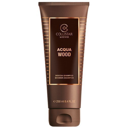Collistar Acqua Wood Shower Shampoo