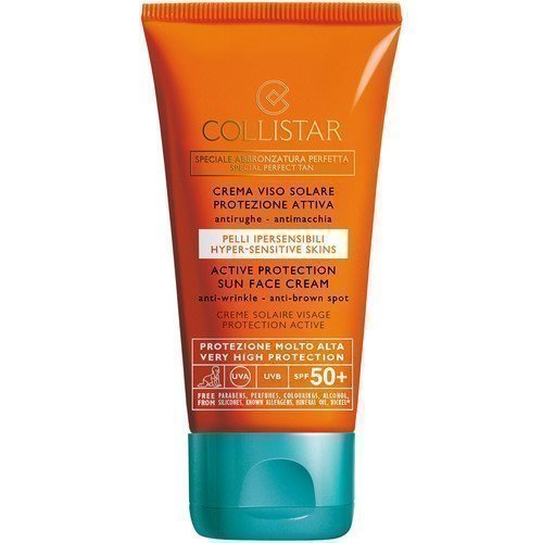 Collistar Active Protection Sun Face Cream SPF 50+
