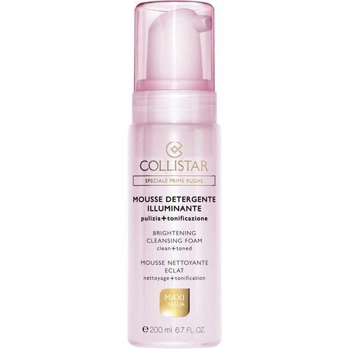 Collistar Brightening Cleansing Foam Clean+Toned