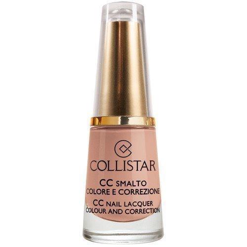 Collistar CC Nail Lacquer Color + Correction 637 Cameo