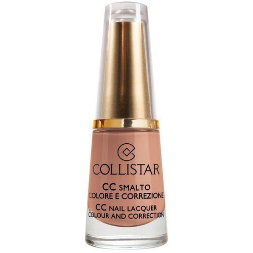 Collistar CC Nail Lacquer Color + Correction 638 Biscotto