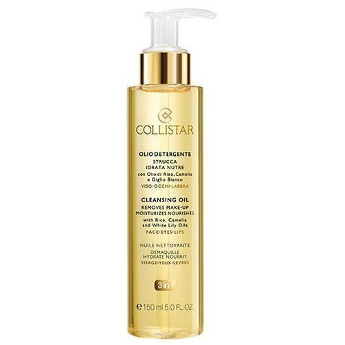 Collistar Cleansing Oil